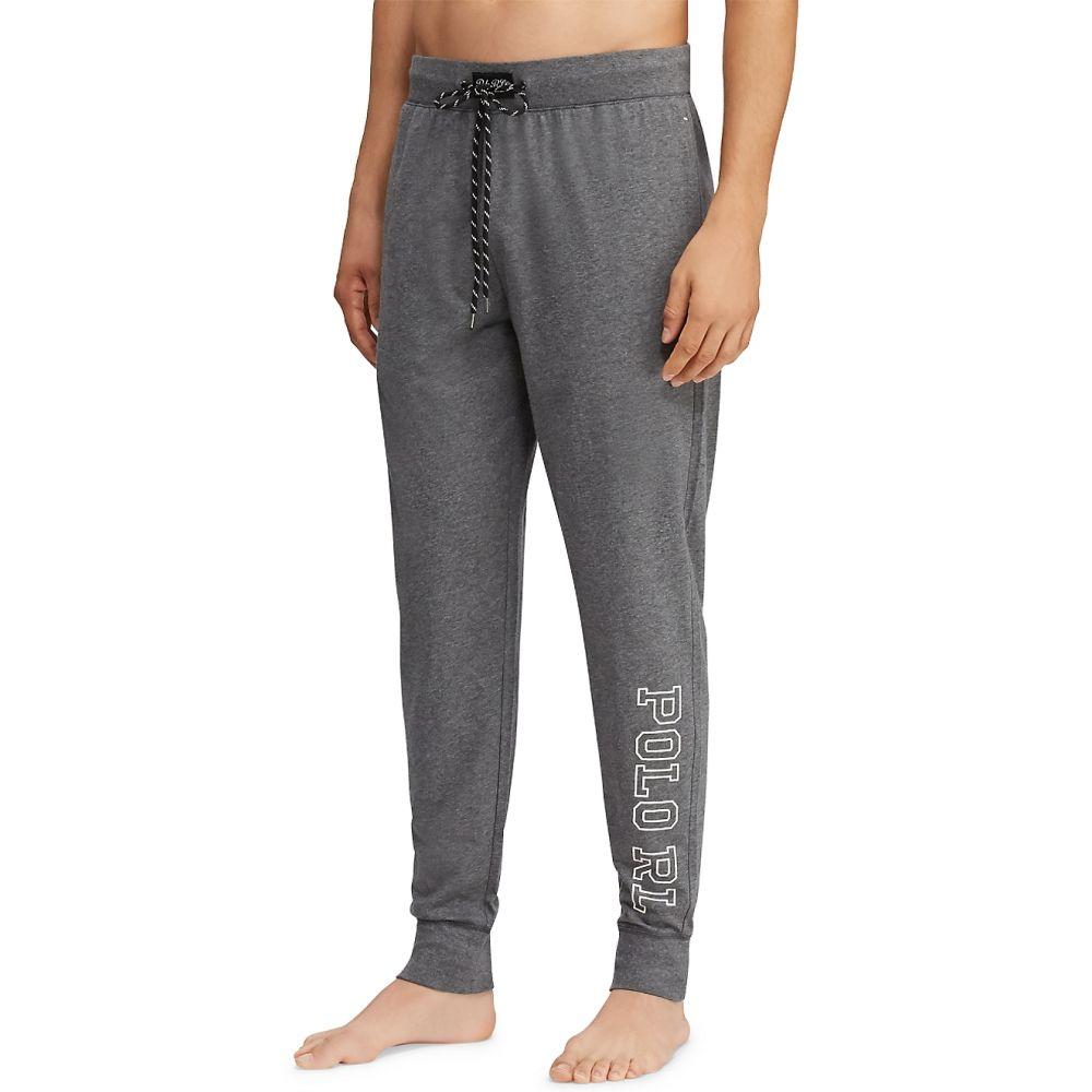 ラルフ ローレン Polo Ralph Lauren メンズ ボトムス・パンツ ジョガーパンツ【Knit Jersey Jogger Lounge Pants】Heather Grey