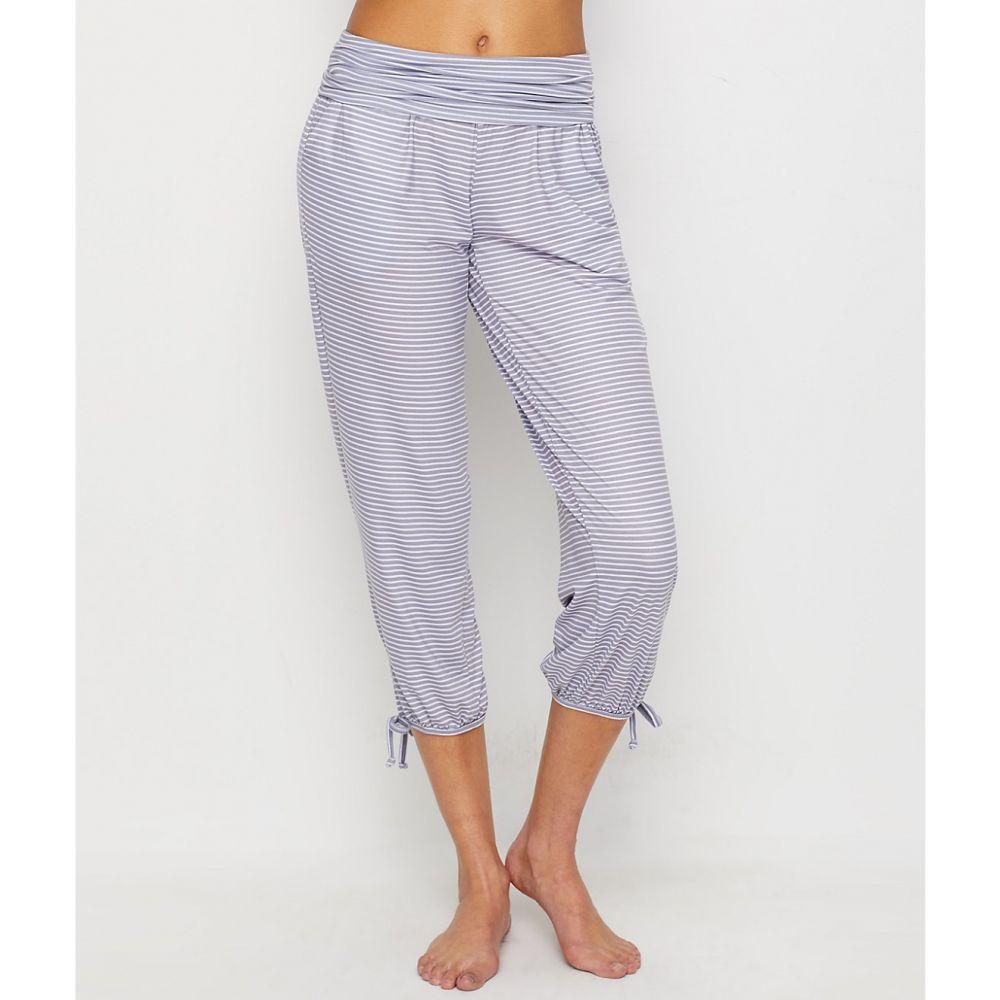 オンジー Onzie レディース ヨガ・ピラティス ボトムス・パンツ【Gypsy Yoga Pants】Fossil Stripe