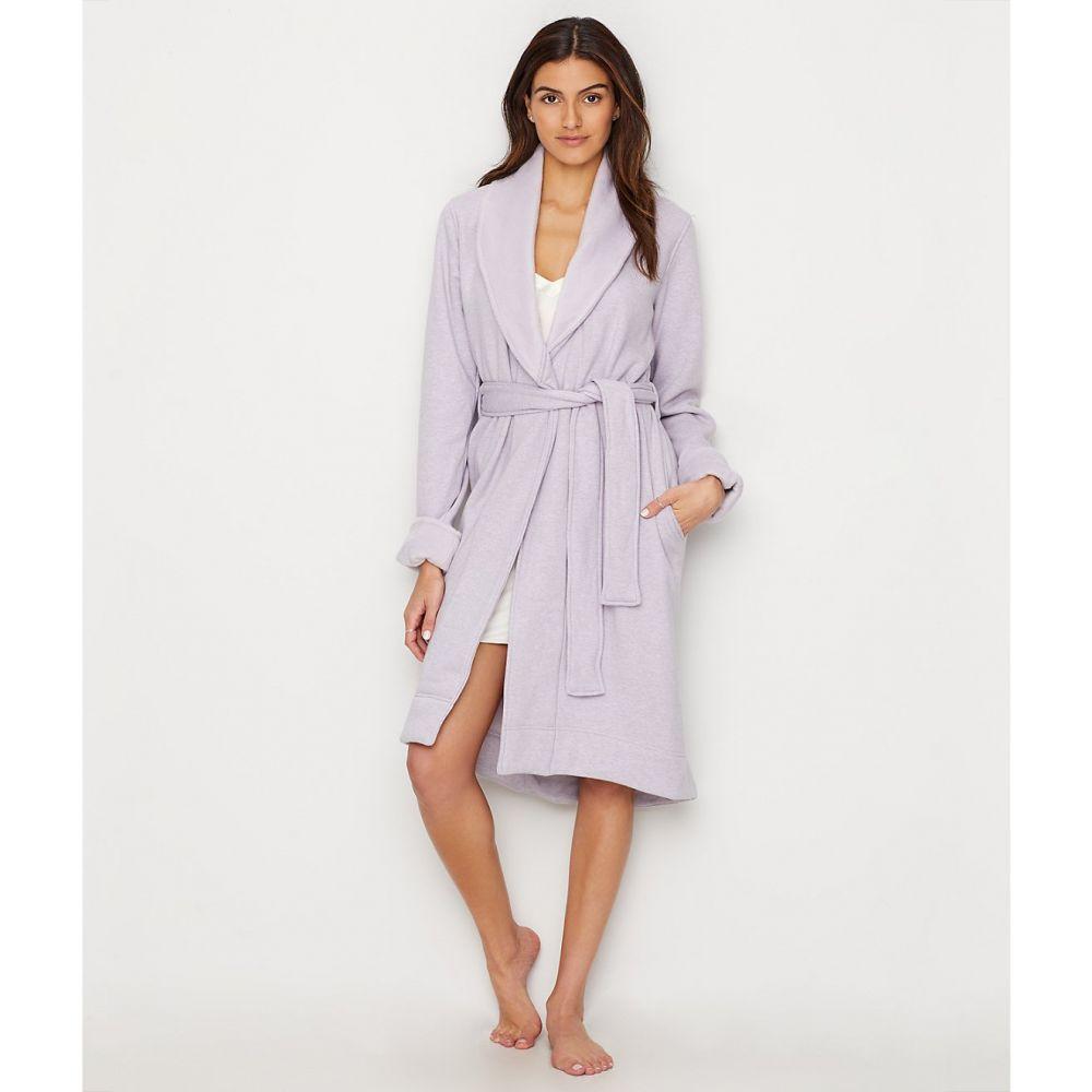 アグ UGG レディース インナー・下着 ガウン・バスローブ【Duffield Shawl Collar Plush Robe】Lavender Aura