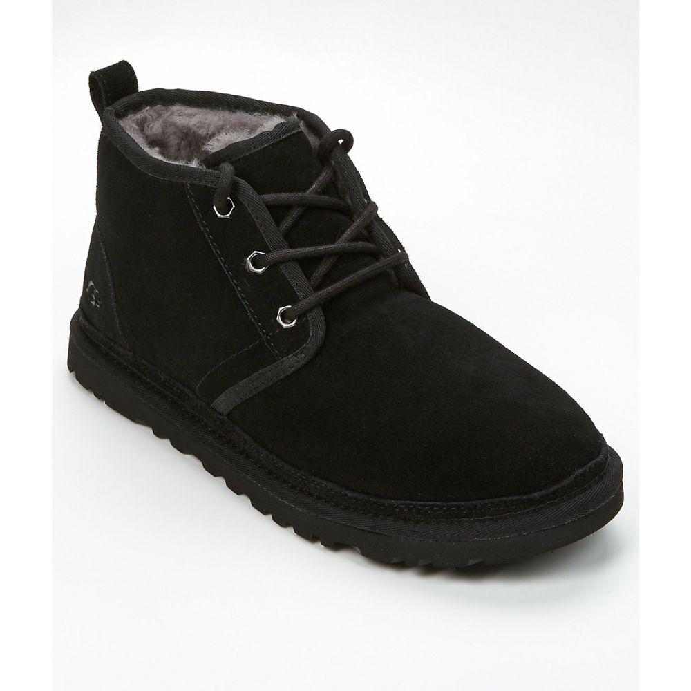 アグ UGG メンズ シューズ・靴 ブーツ【Neumel Boot】Black
