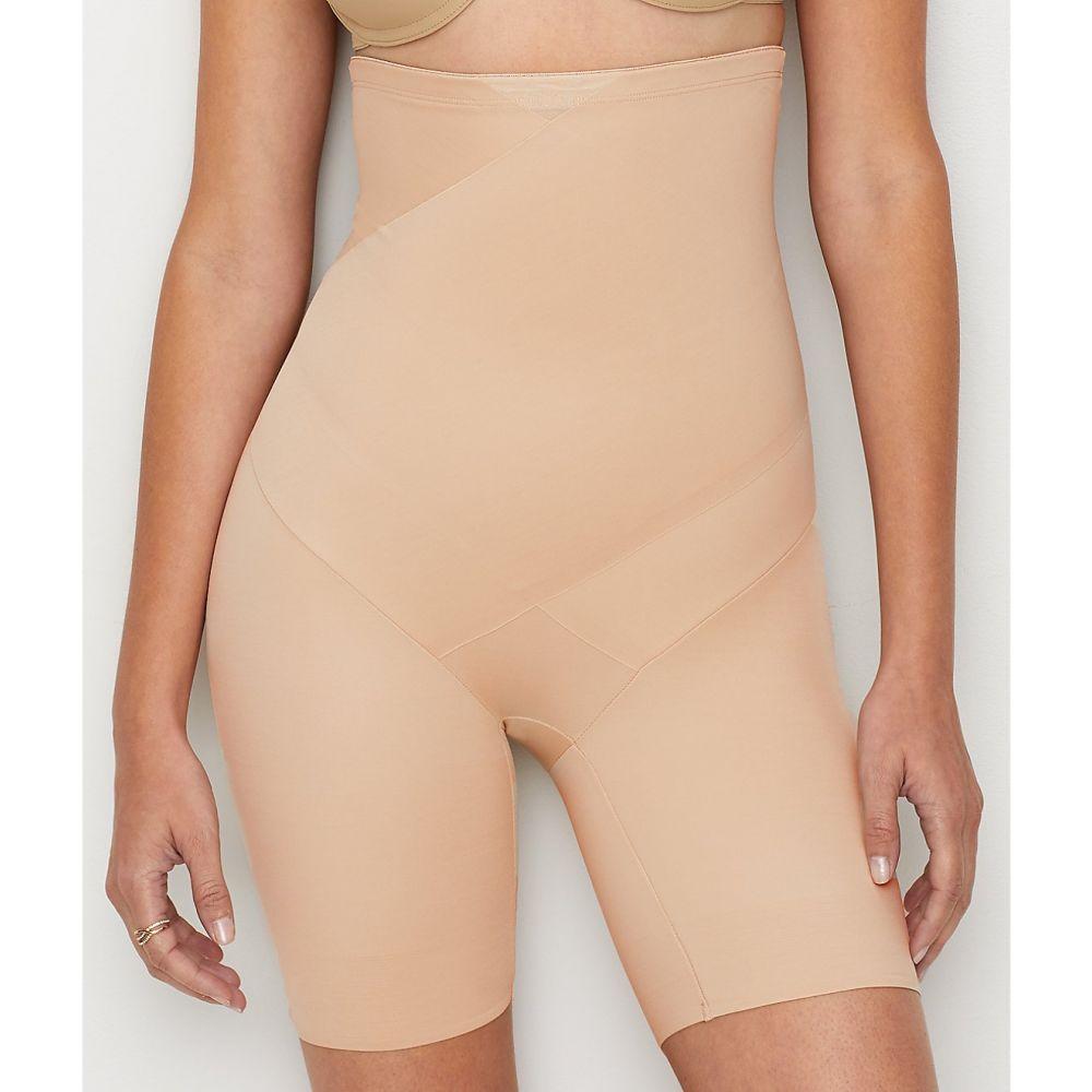 ティーシーファインインティメイツ TC Fine Intimates レディース インナー・下着【Tummy Tux(TM) High-Waist Firm Control Thigh Slimmer】Nude