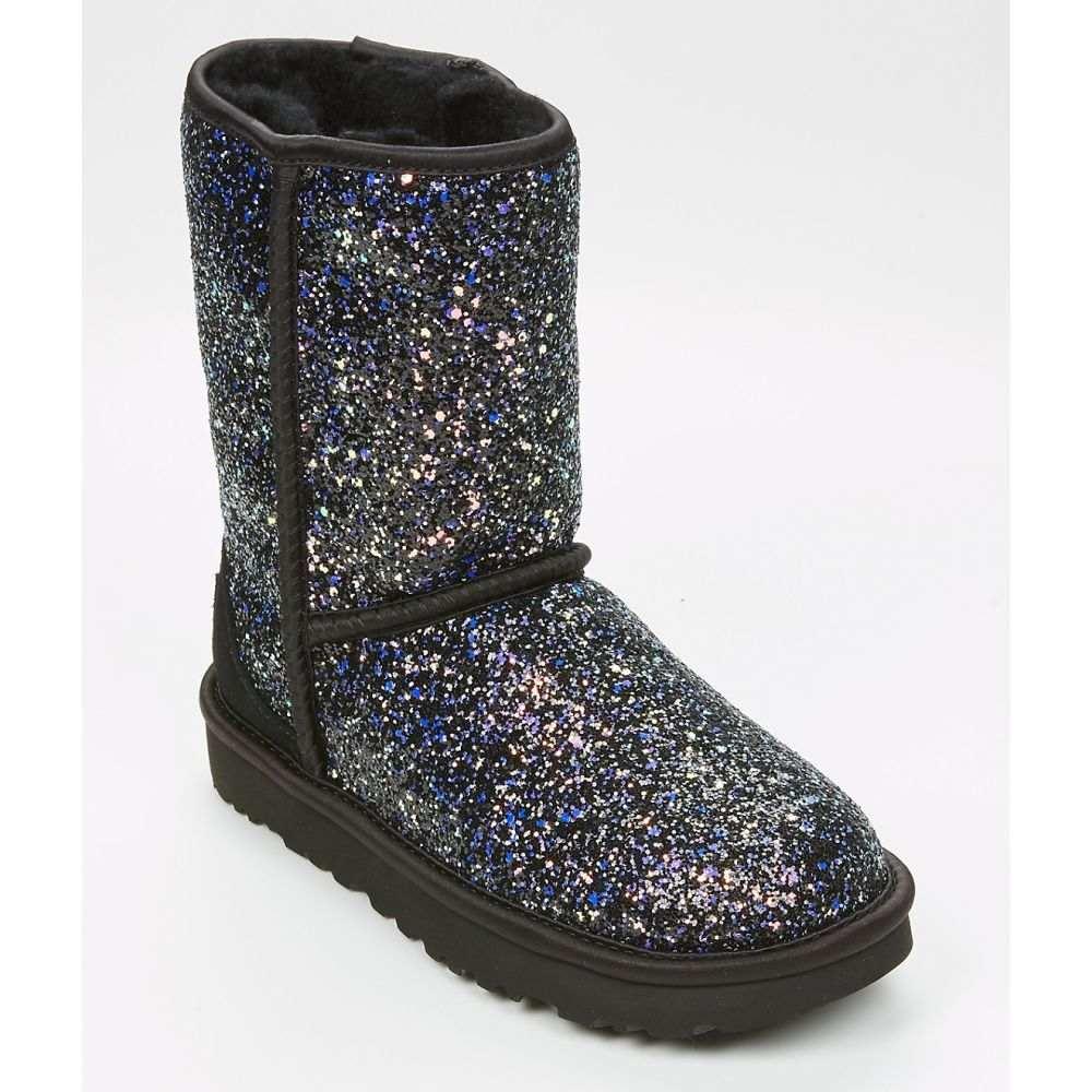 アグ UGG レディース ブーツ シューズ・靴【Classic Short Cosmo Boots】Black