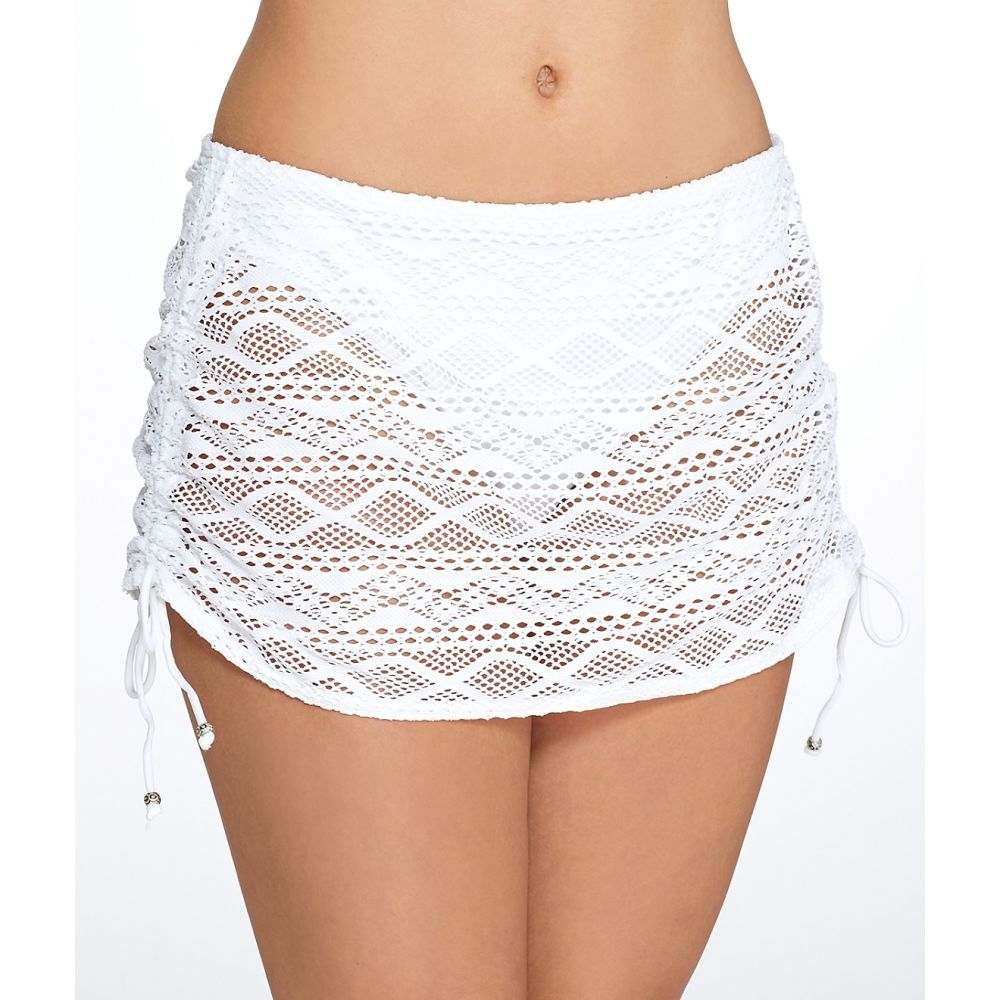 フレイヤ Freya レディース ボトムのみ 水着・ビーチウェア【Sundance Skirted Bikini Bottom】White