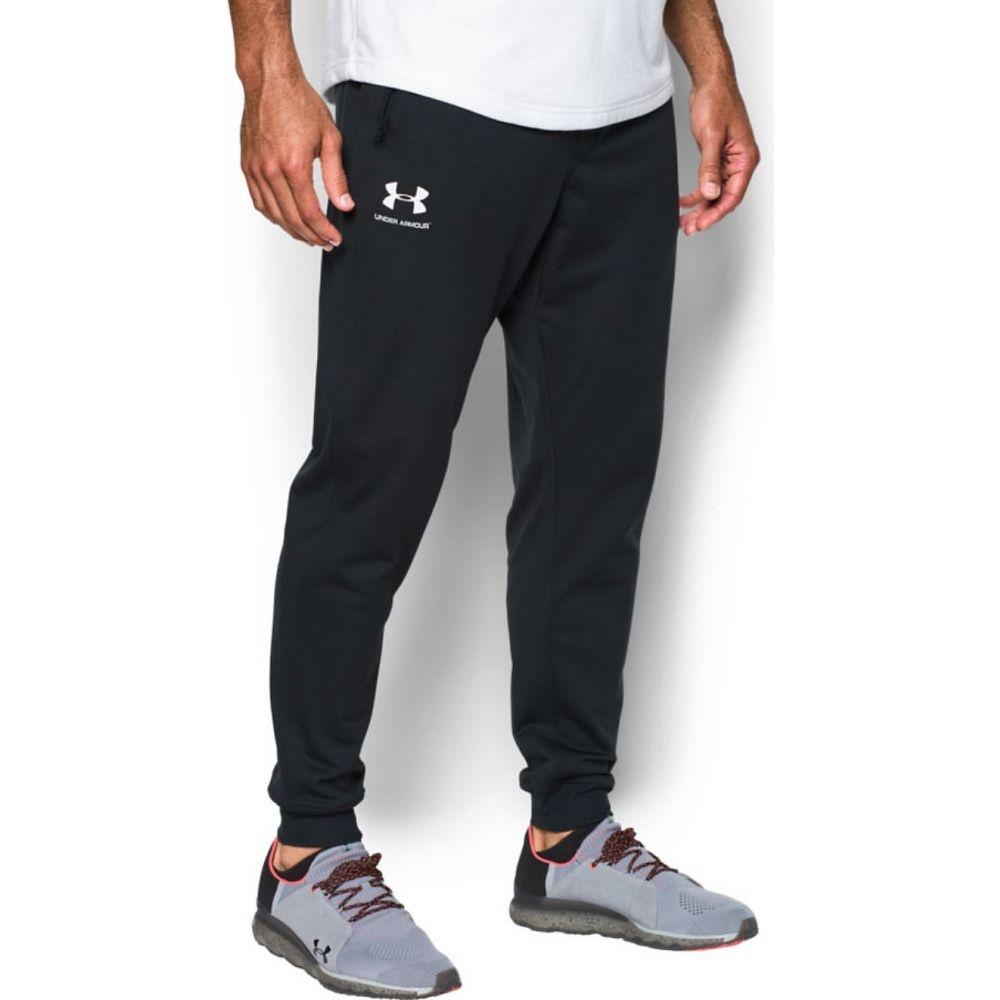 アンダーアーマー Under Armour メンズ ジョガーパンツ ボトムス・パンツ【Sportstyle Jogger】Black