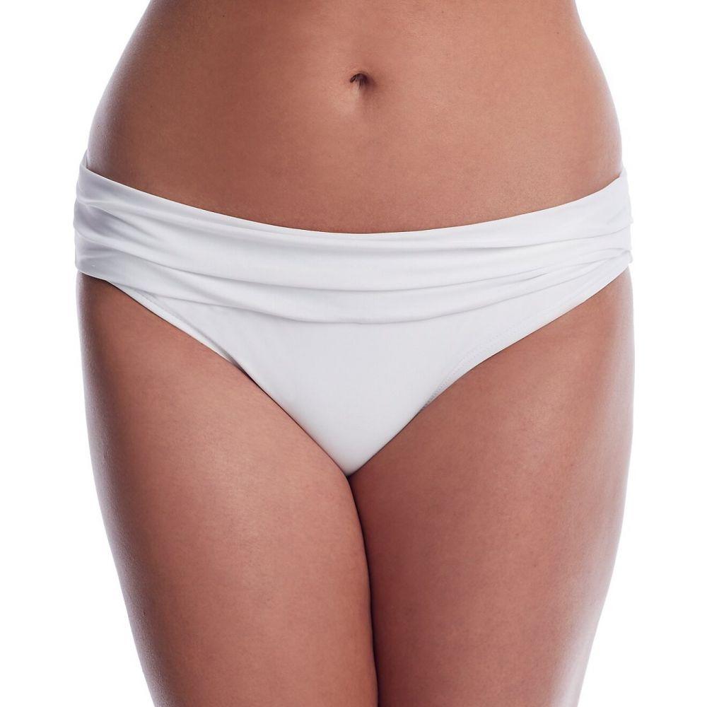 サンセット Sunsets レディース ボトムのみ 水着・ビーチウェア【white unforgettable bikini bottom】White
