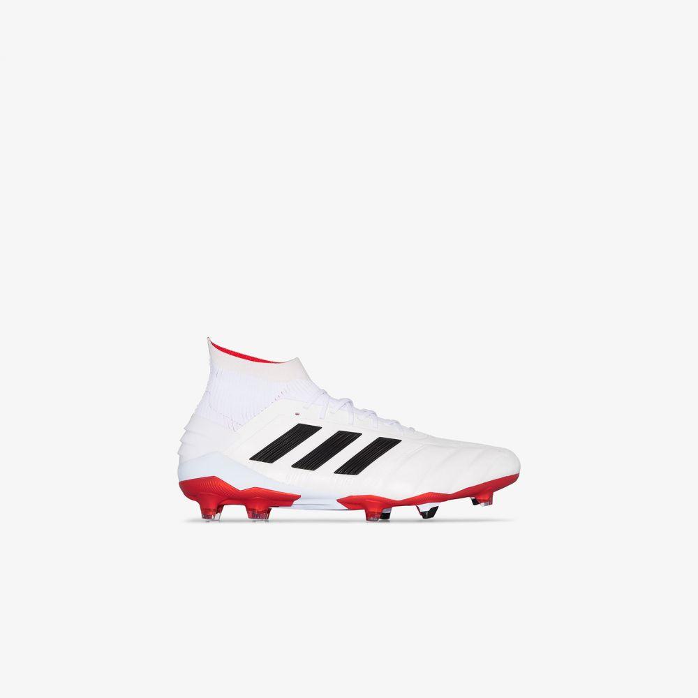 アディダス adidas メンズ スニーカー シューズ・靴【white Predator 19.1 sneakers】white