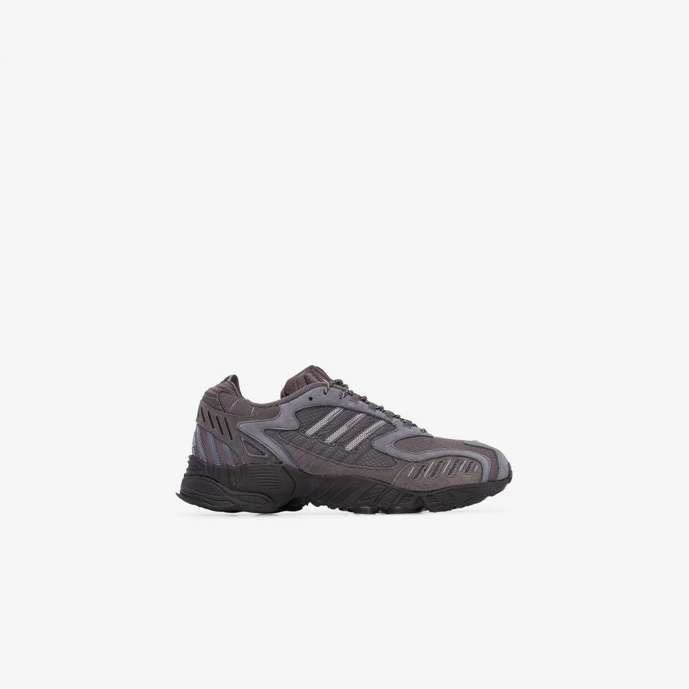 アディダス adidas メンズ スニーカー シューズ・靴【grey Torsion TRDC sneakers】grey