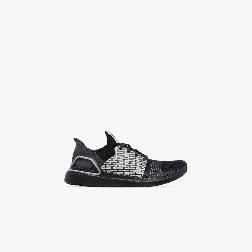 アディダス adidas メンズ スニーカー ローカット シューズ・靴【X Neighborhood black ULTRABOOST 19 low top sneakers】black