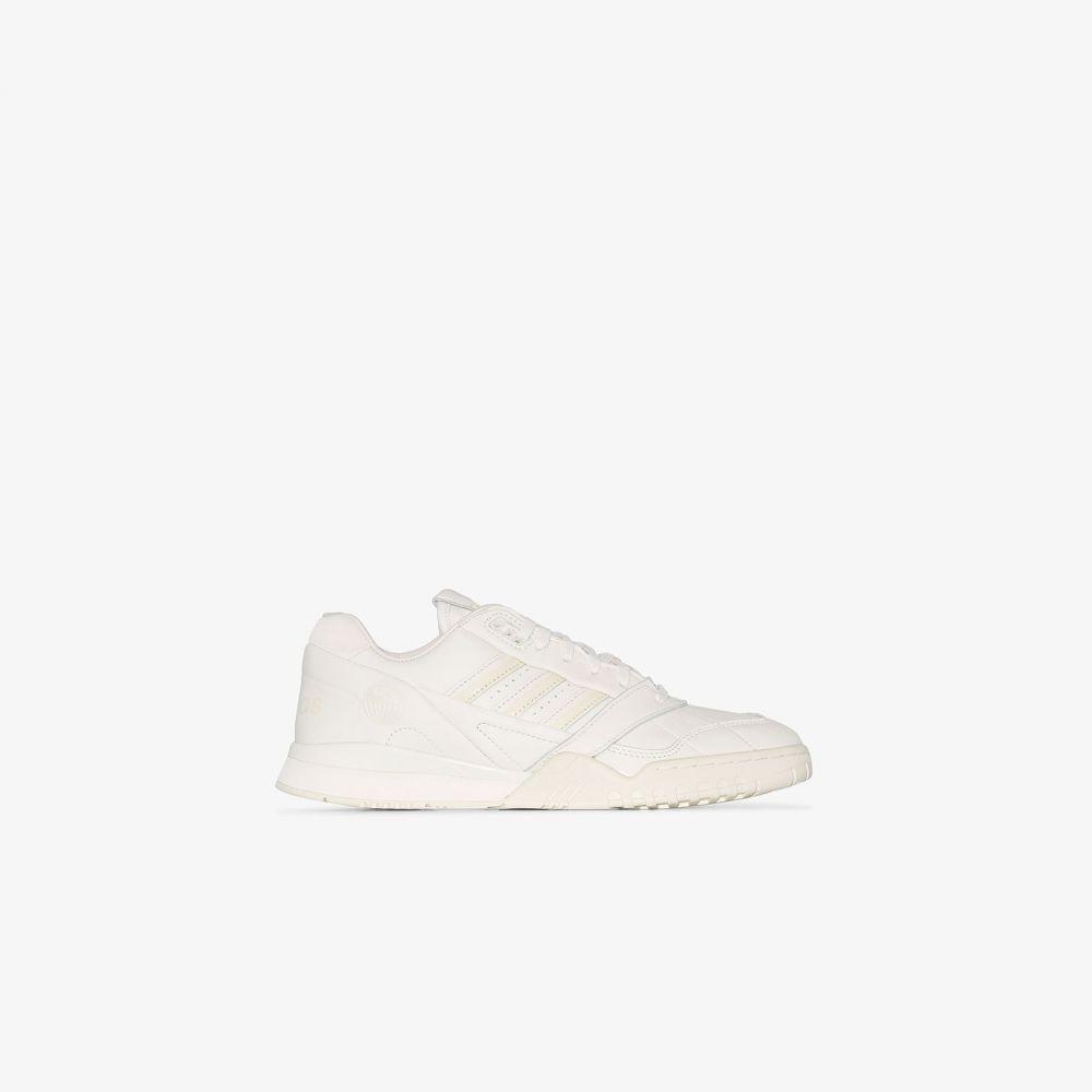 アディダス adidas レディース スニーカー ローカット シューズ・靴【white Originals A.R low top sneakers】white