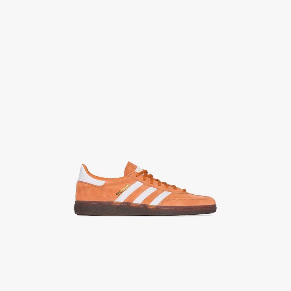 アディダス adidas メンズ スニーカー シューズ・靴【orange gazelle handball spezial sneakers】orange