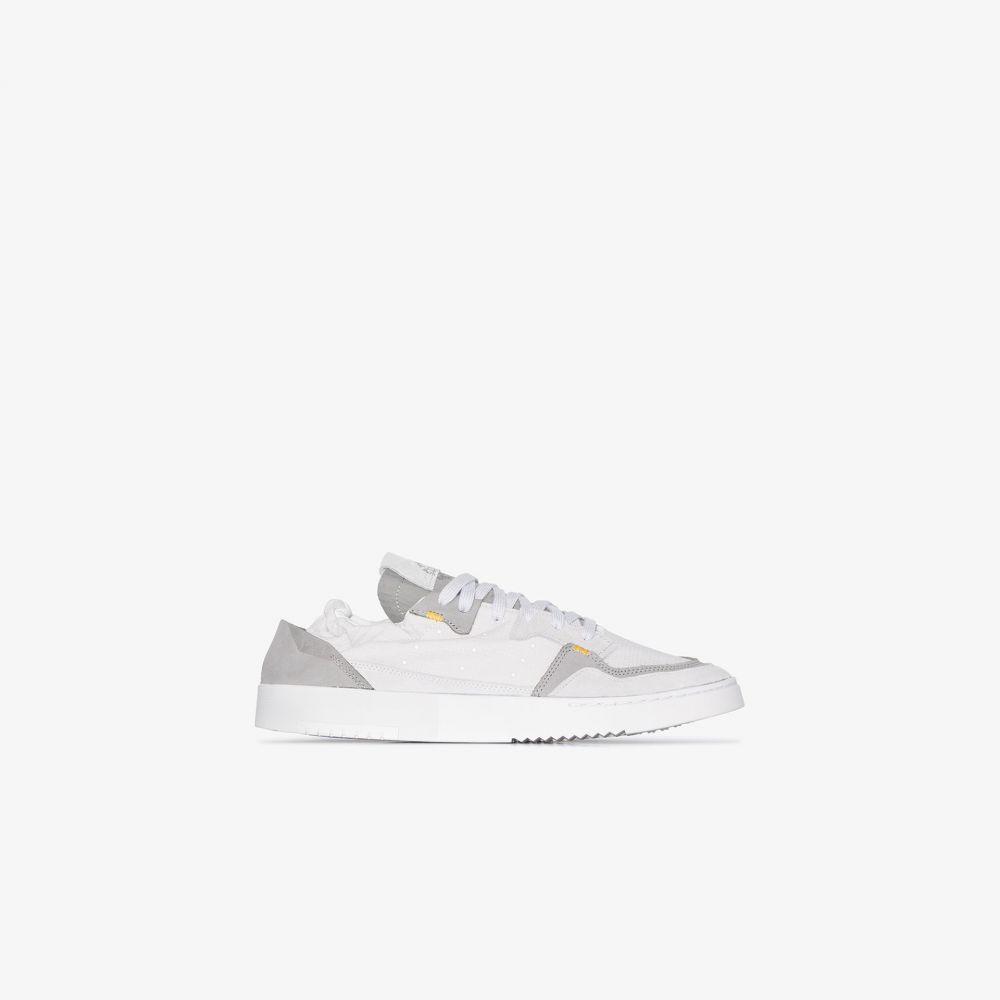 アディダス adidas メンズ スニーカー シューズ・靴【X Bed J.W. Ford grey supercourt sneakers】grey