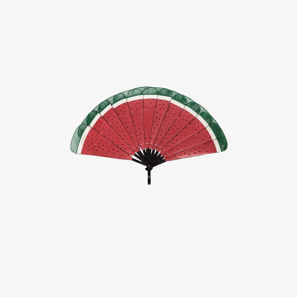 雑貨 fan】red 【Multicoloured レディース Pubumesu watermelon