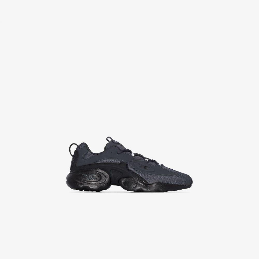 リーボック Reebok メンズ スニーカー ローカット シューズ・靴【black Electrolyte 97 low top sneakers】black