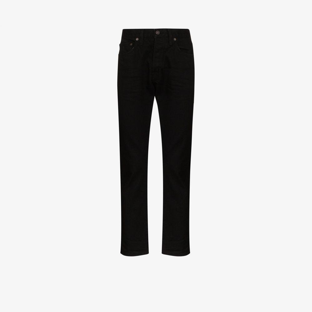 リダン RE/DONE メンズ ジーンズ・デニム ボトムス・パンツ【Slim leg jeans】black