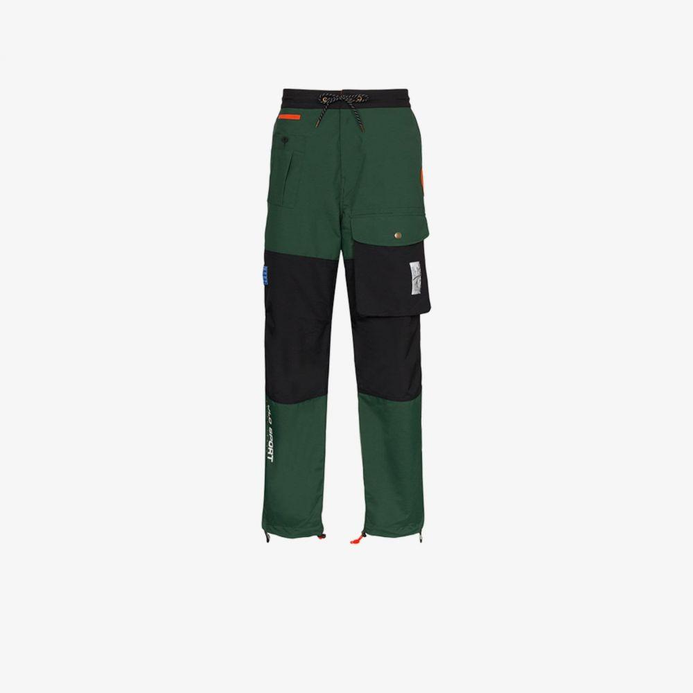 ラルフ ローレン Polo Ralph Lauren メンズ ボトムス・パンツ 【colour block pocket trousers】green
