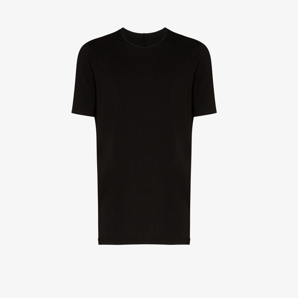 リック オウエンス Rick Owens DRKSHDW メンズ スキー・スノーボード Tシャツ トップス【Levels T-shirt】black