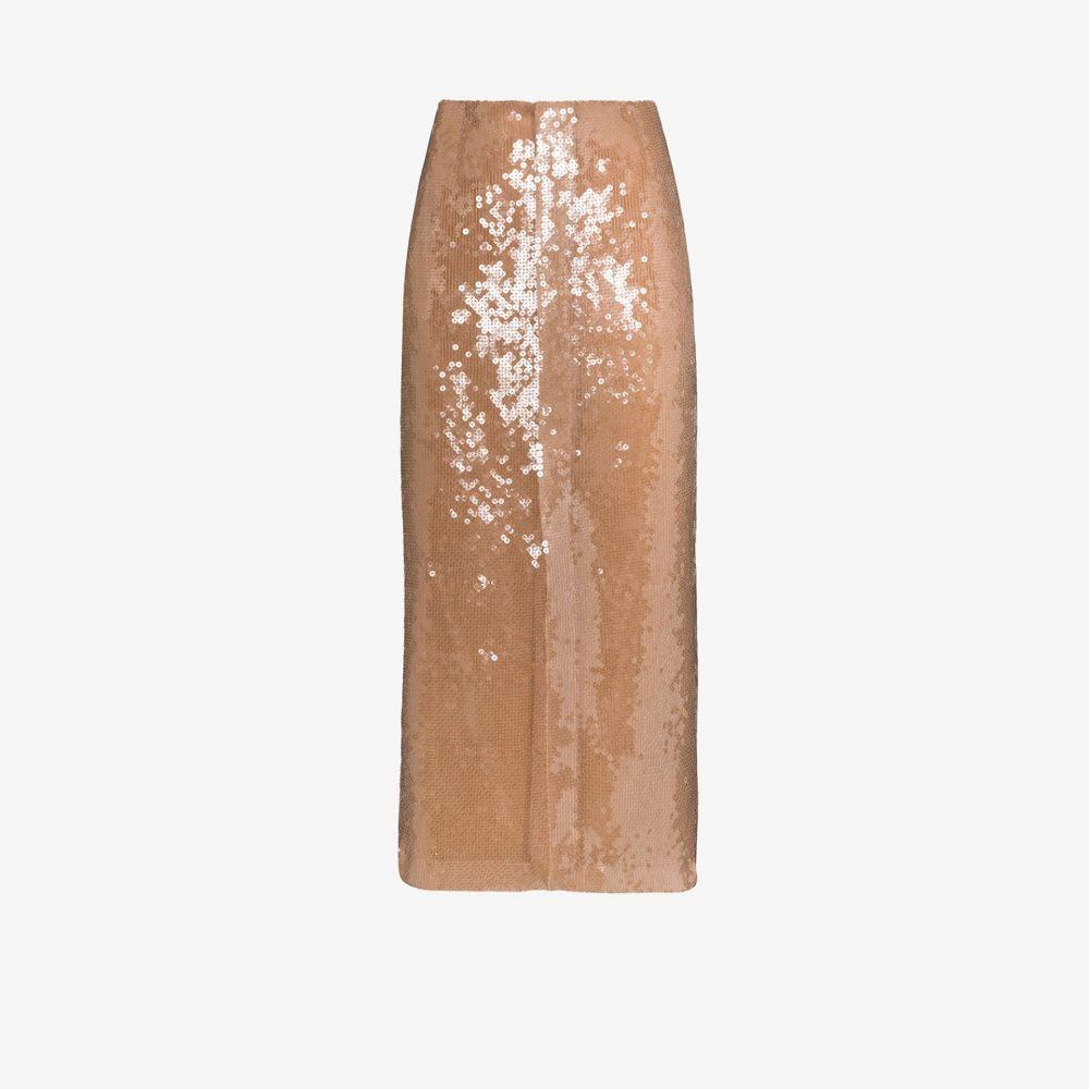 ローラン ムレ Roland Mouret レディース ひざ丈スカート スカート【Nobel sequin midi skirt】