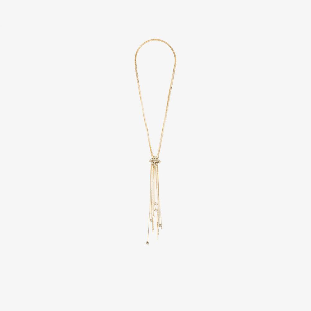 ロザンティカ Rosantica レディース ネックレス ジュエリー・アクセサリー【gold tone milky way crystal necklace】gold