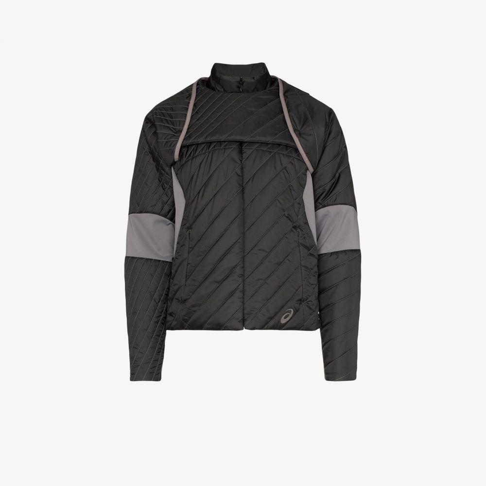 アシックス ASICS メンズ ダウン・中綿ジャケット アウター【X Kiko Kostadinov Deconstructed Padded Jacket】black
