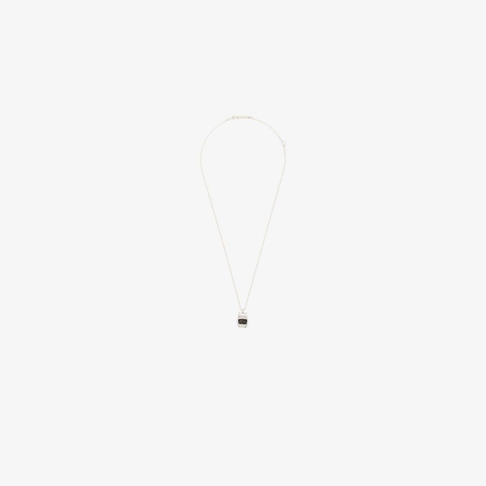 アンブッシュ AMBUSH メンズ ネックレス ジュエリー・アクセサリー【sterling silver cat necklace】
