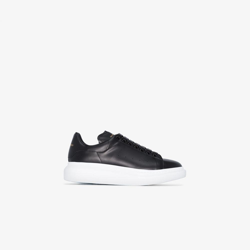 アレキサンダー マックイーン Alexander McQueen メンズ スニーカー シューズ・靴【black oversized sneakers】black