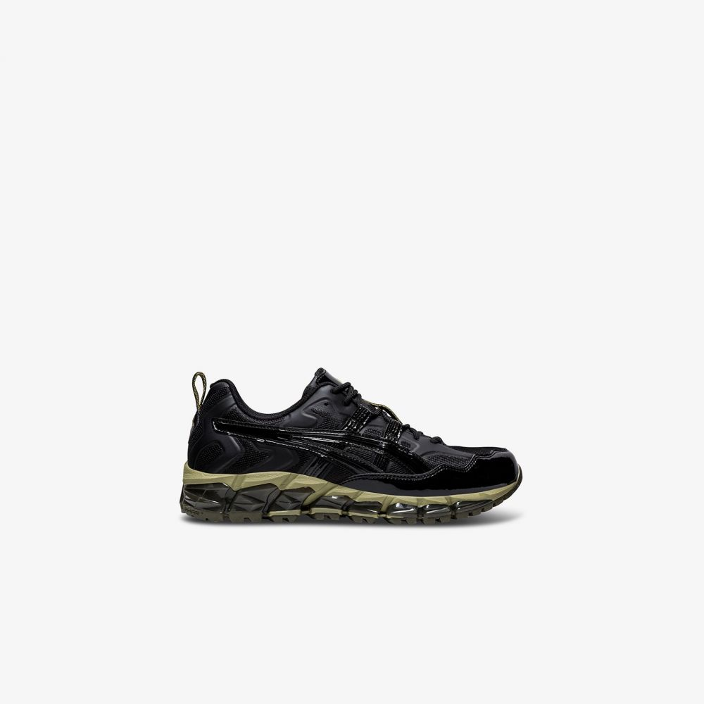 アシックス ASICS メンズ スニーカー ローカット シューズ・靴【X GmbH black GEL-Nandi 360 low top sneakers】black