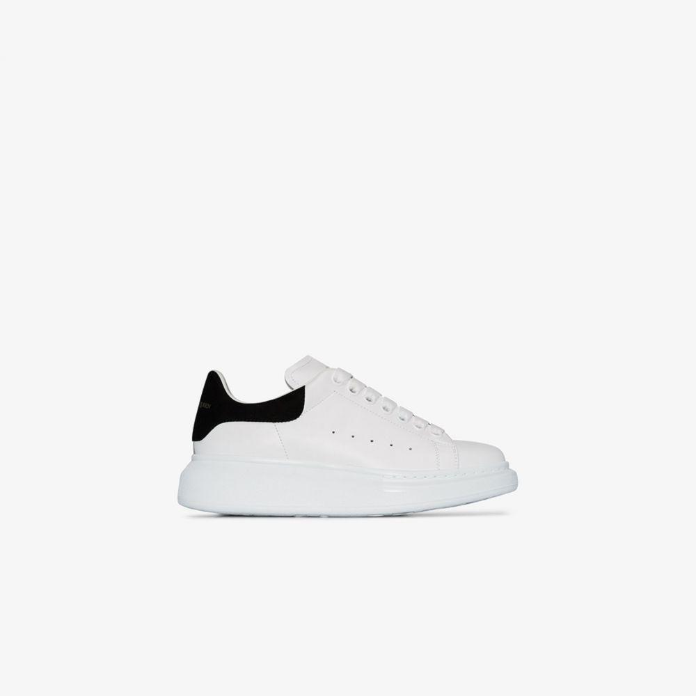 アレキサンダー マックイーン Alexander McQueen レディース スニーカー シューズ・靴【oversized sole sneakers】white