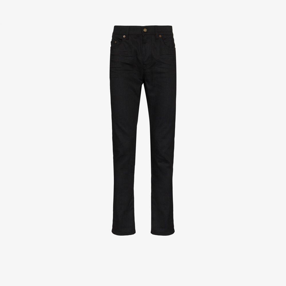 イヴ サンローラン Saint Laurent メンズ ジーンズ・デニム ボトムス・パンツ【five pocket skinny jeans】black