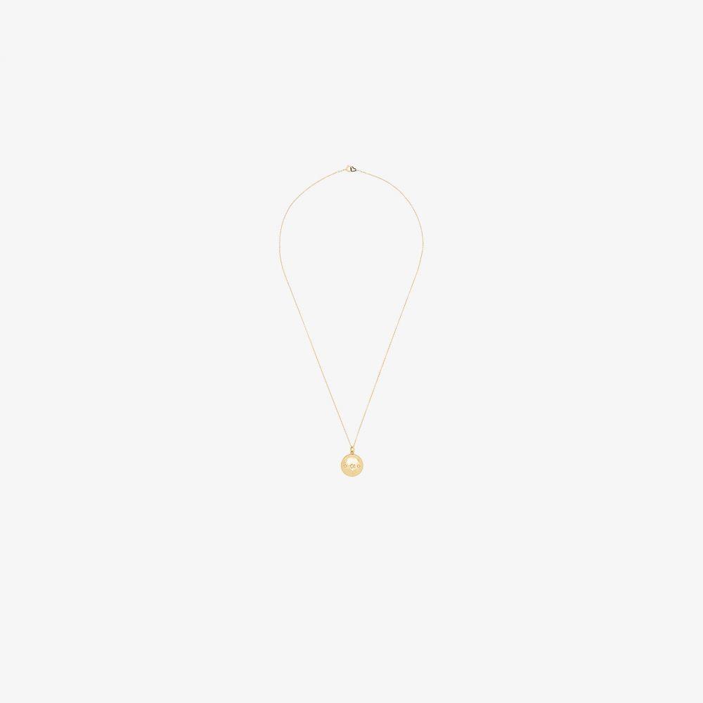サシャ サミュエル Sasha Samuel レディース ネックレス ジュエリー・アクセサリー【14K gold-plated Hannah locket necklace】gold