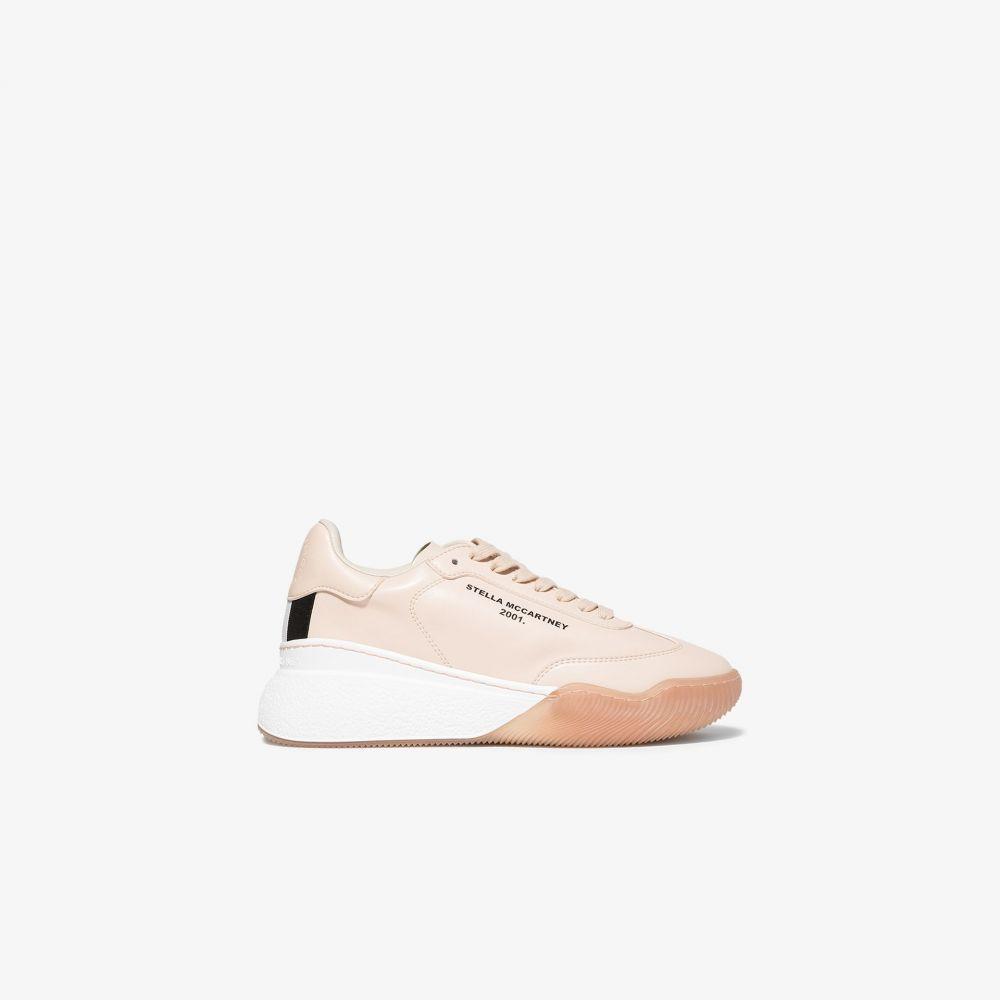 ステラ マッカートニー Stella McCartney レディース ランニング・ウォーキング スニーカー シューズ・靴【light pink Runner Loop sneakers】neutrals
