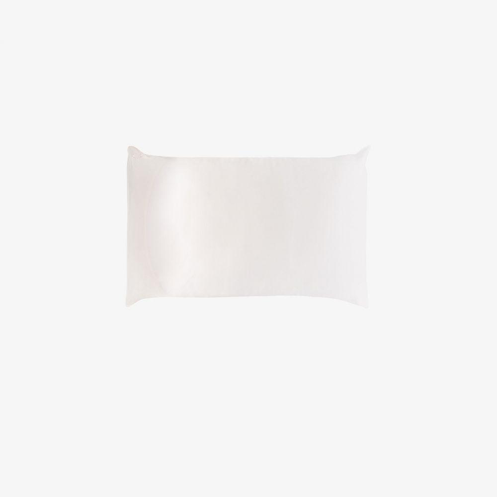 スリップ シルク Slip Silk レディース 雑貨 枕カバー【white Queen silk pillowcase】white