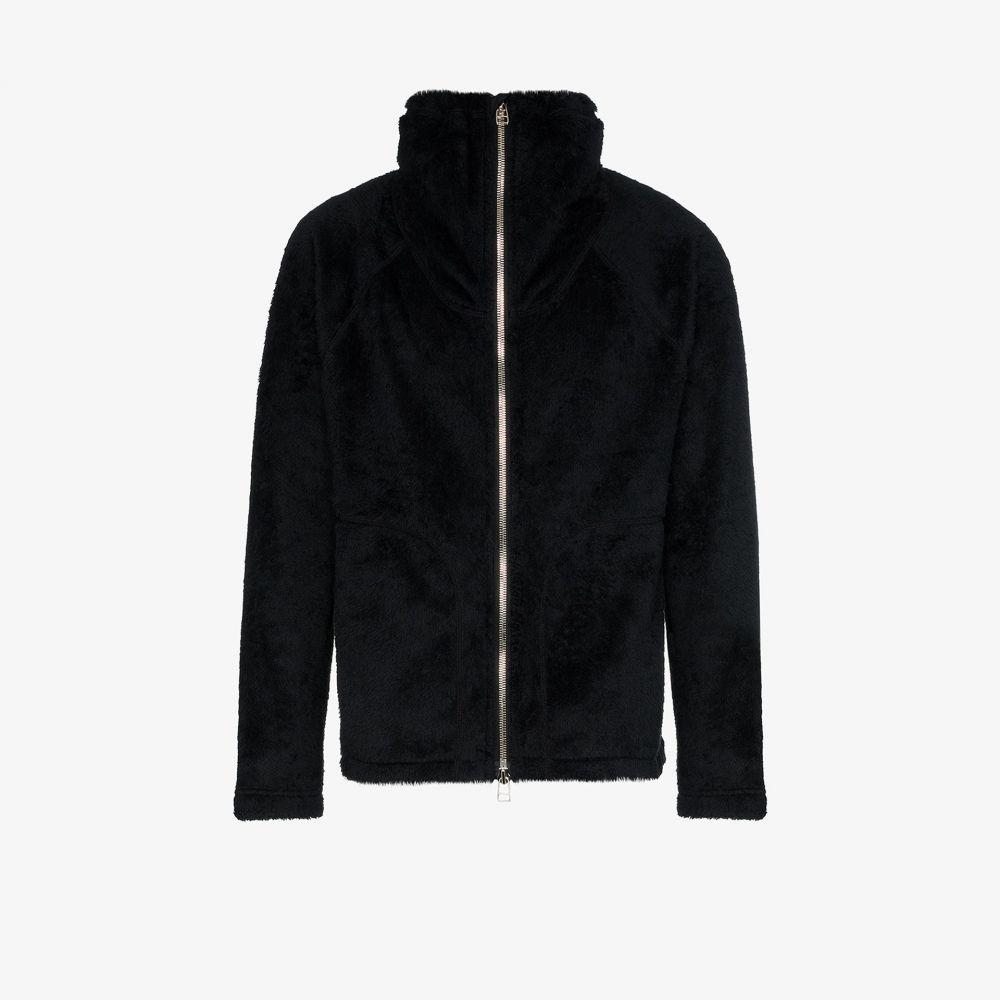 ソフネット SOPHNET. メンズ フリース トップス【polartec fleece jacket】black