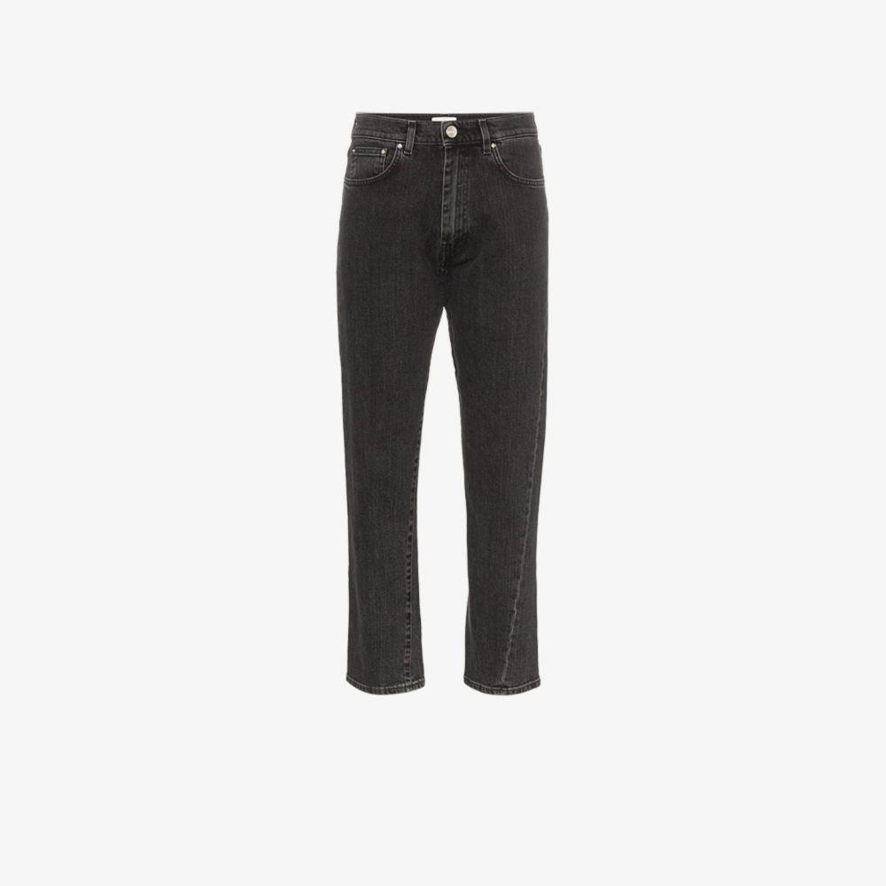 トーテム Toteme レディース ジーンズ・デニム ボトムス・パンツ【Original denim grey wash jeans】black