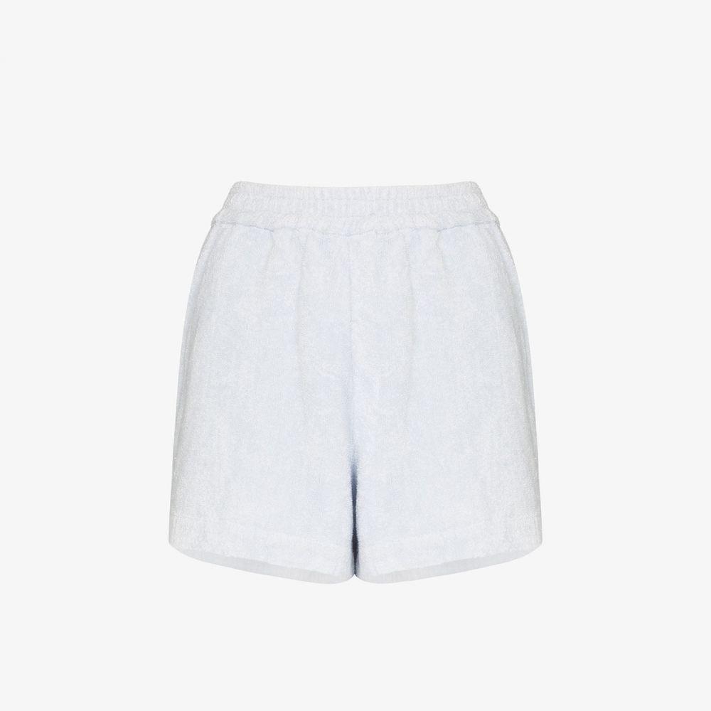 テリー Terry レディース ビーチウェア ショートパンツ 水着・ビーチウェア【Cruise cotton shorts】blue