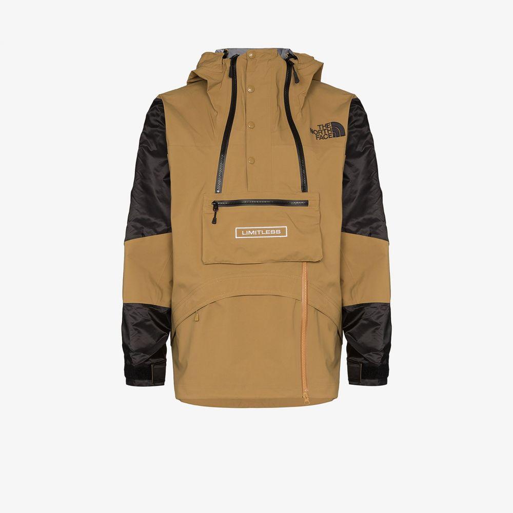 ザ ノースフェイス The North Face Black Series メンズ ジャケット フード アウター【green KK Urban Gear hooded jacket】green