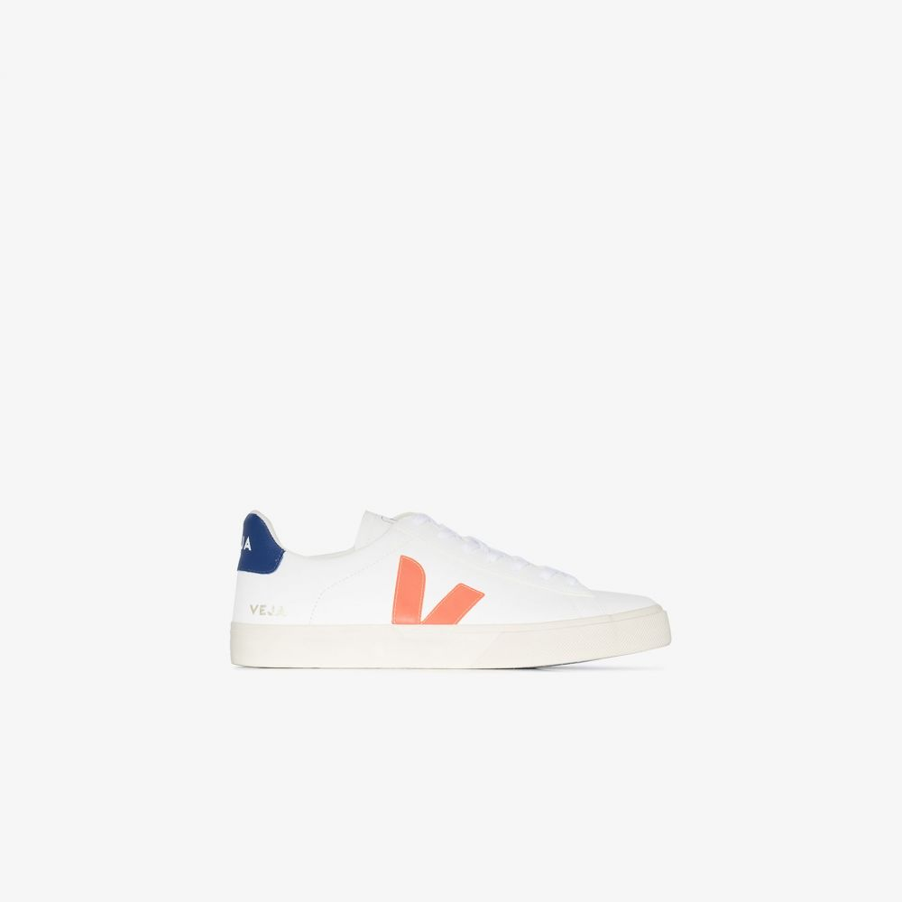 ヴェジャ Veja メンズ スニーカー シューズ・靴【white Campo ChromeFree leather sneakers】white
