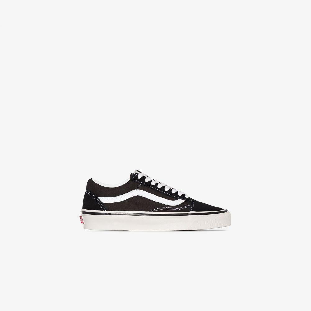 ヴァンズ Vans レディース スニーカー ローカット シューズ・靴【black Old Skool low top sneakers】black