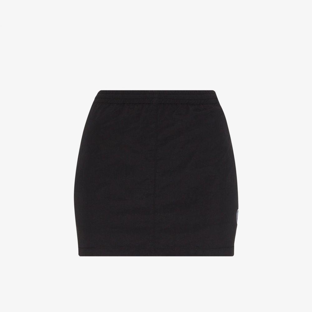 ヴェトモン Vetements レディース ミニスカート スカート【tracksuit mini skirt】black
