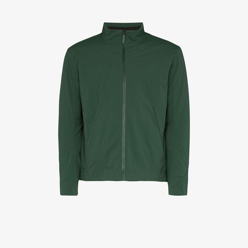 ヴェイランス Veilance メンズ ジャケット ウィンドブレーカー アウター【green Mionn IS windbreaker jacket】green