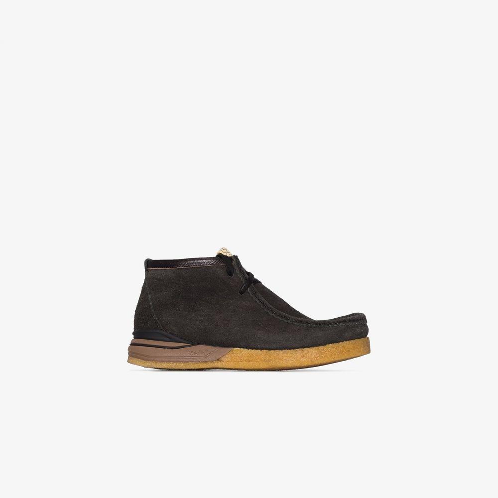 ビズビム Visvim メンズ ブーツ シューズ・靴【black Beuys Trekker folk boots】black
