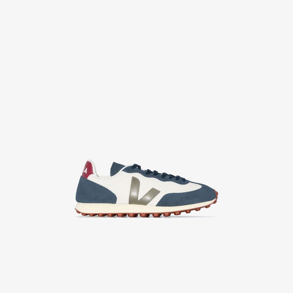 ヴェジャ Veja メンズ スニーカー シューズ・靴【blue Rio-Branco Hexamesh suede sneakers】blue