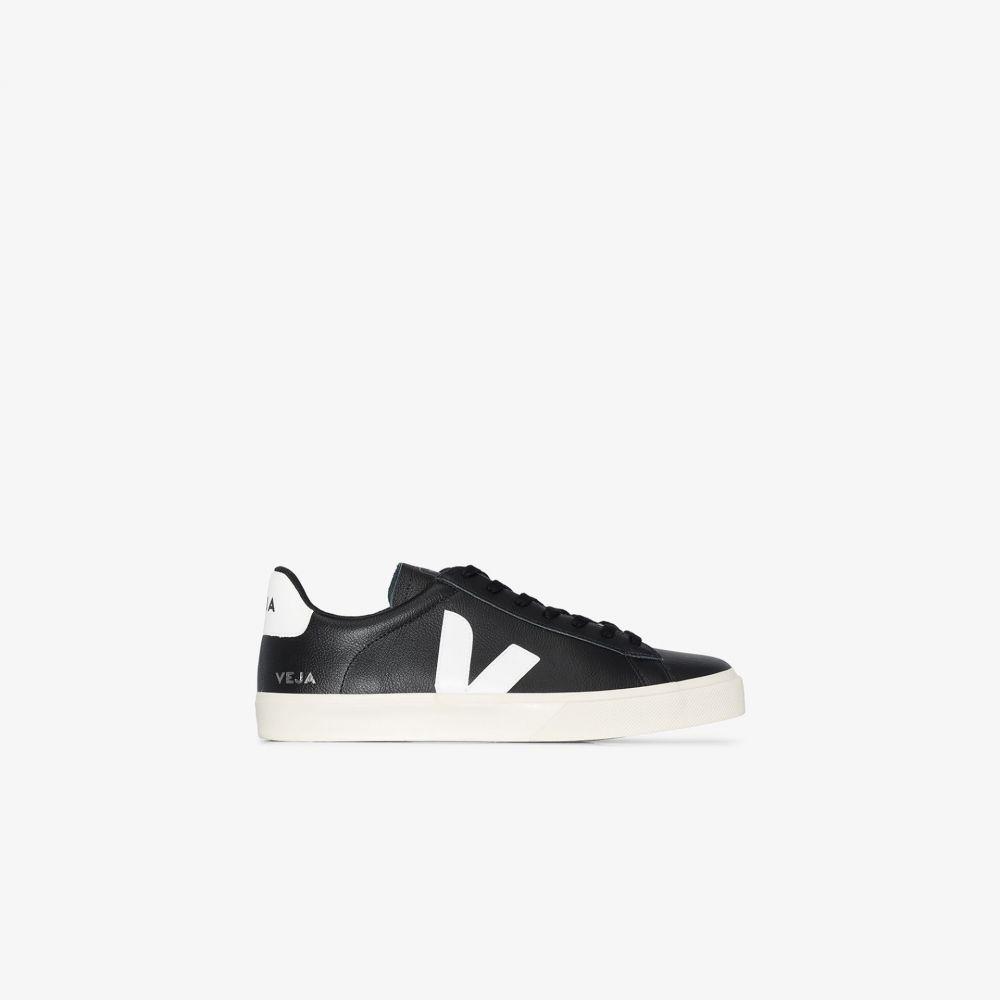 ヴェジャ Veja メンズ スニーカー シューズ・靴【black campo chromefree leather sneakers】black