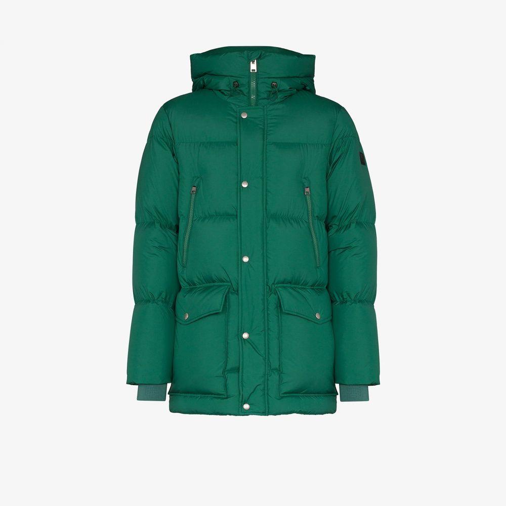 ウールリッチ Woolrich メンズ コート アウター【sierra supreme quilted coat】green