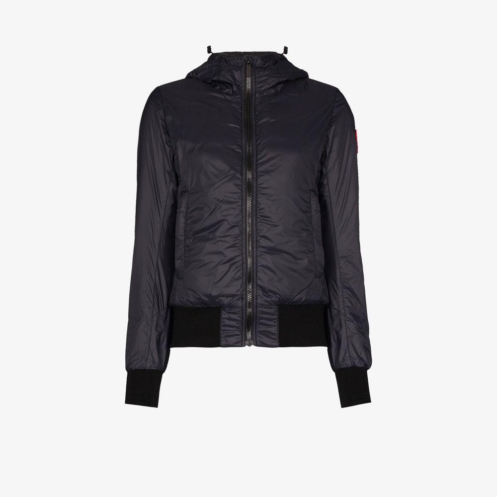 カナダグース Canada Goose レディース ダウン・中綿ジャケット フード アウター【Dore hooded puffer jacket】black