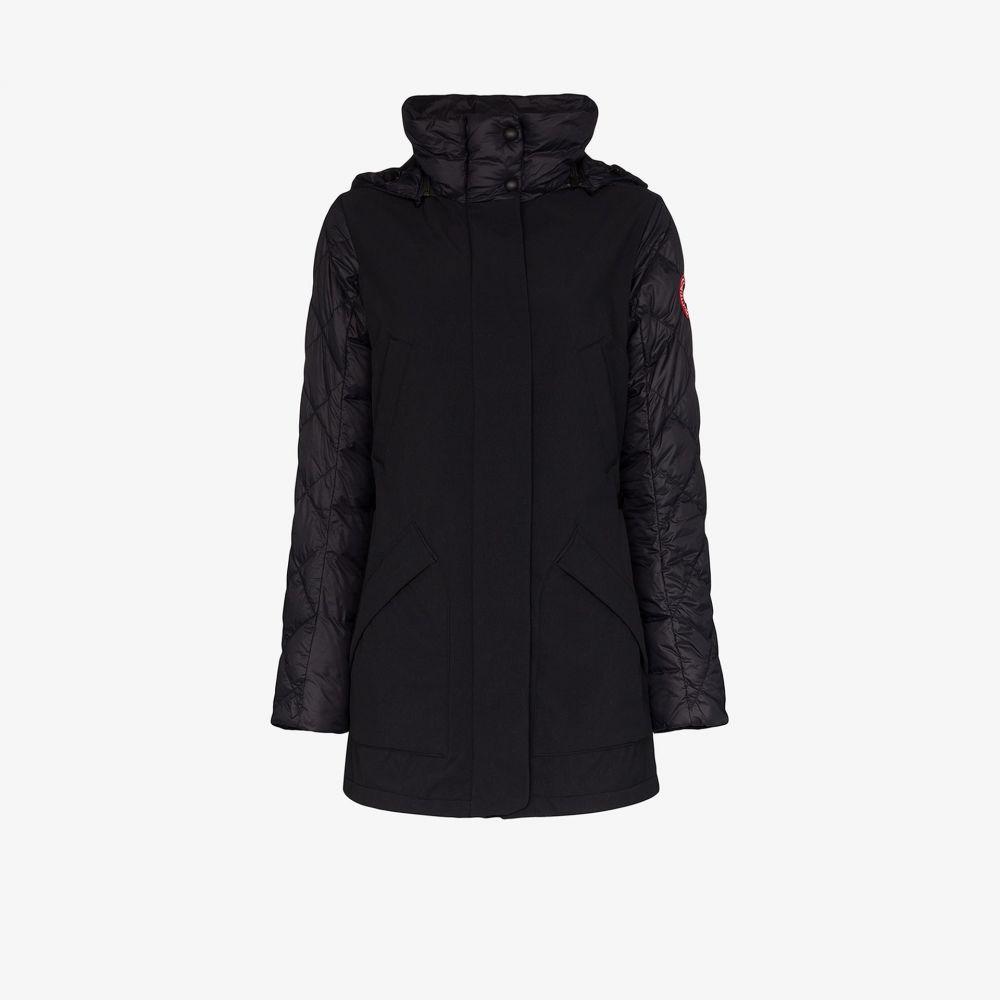 カナダグース Canada Goose レディース ダウン・中綿ジャケット アウター【Berkley padded jacket】black