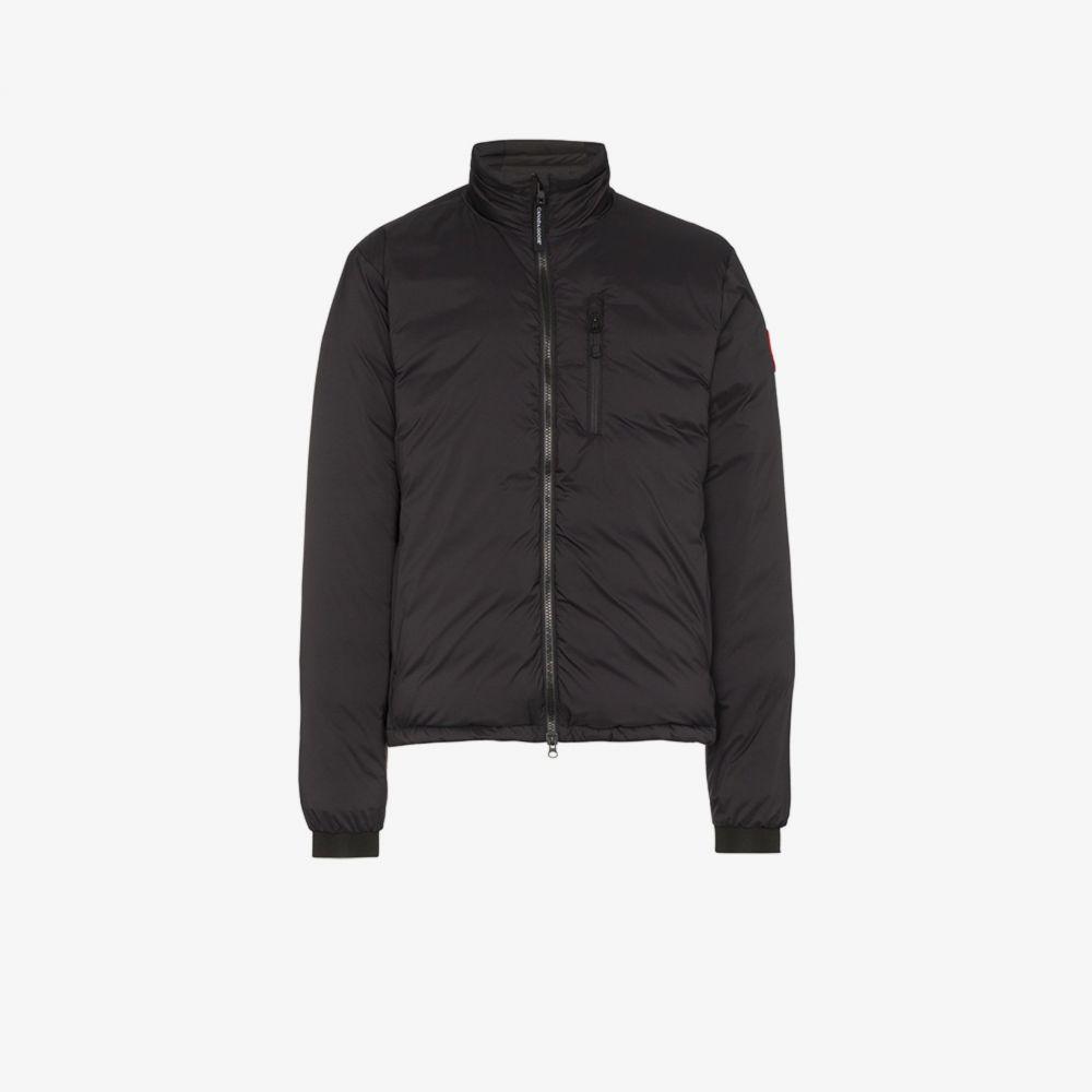 カナダグース Canada Goose メンズ ジャケット シェルジャケット アウター【Lodge quilted shell jacket】black