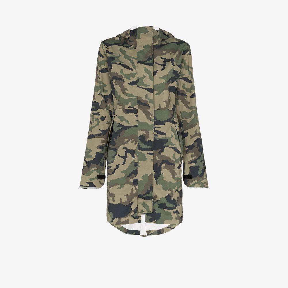 カナダグース Canada Goose レディース コート アウター【Salida camouflage coat】green