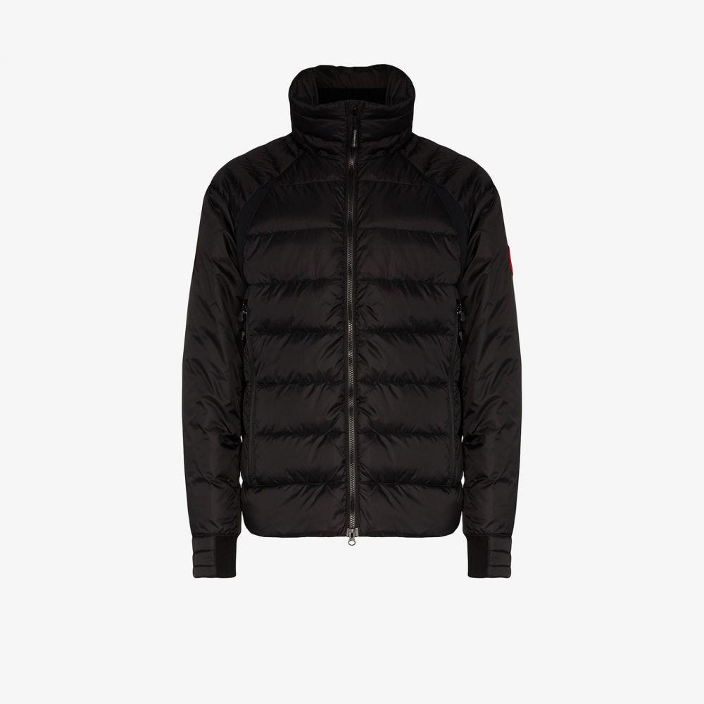 カナダグース Canada Goose メンズ ダウン・中綿ジャケット アウター【HyBridge feather down padded jacket】black