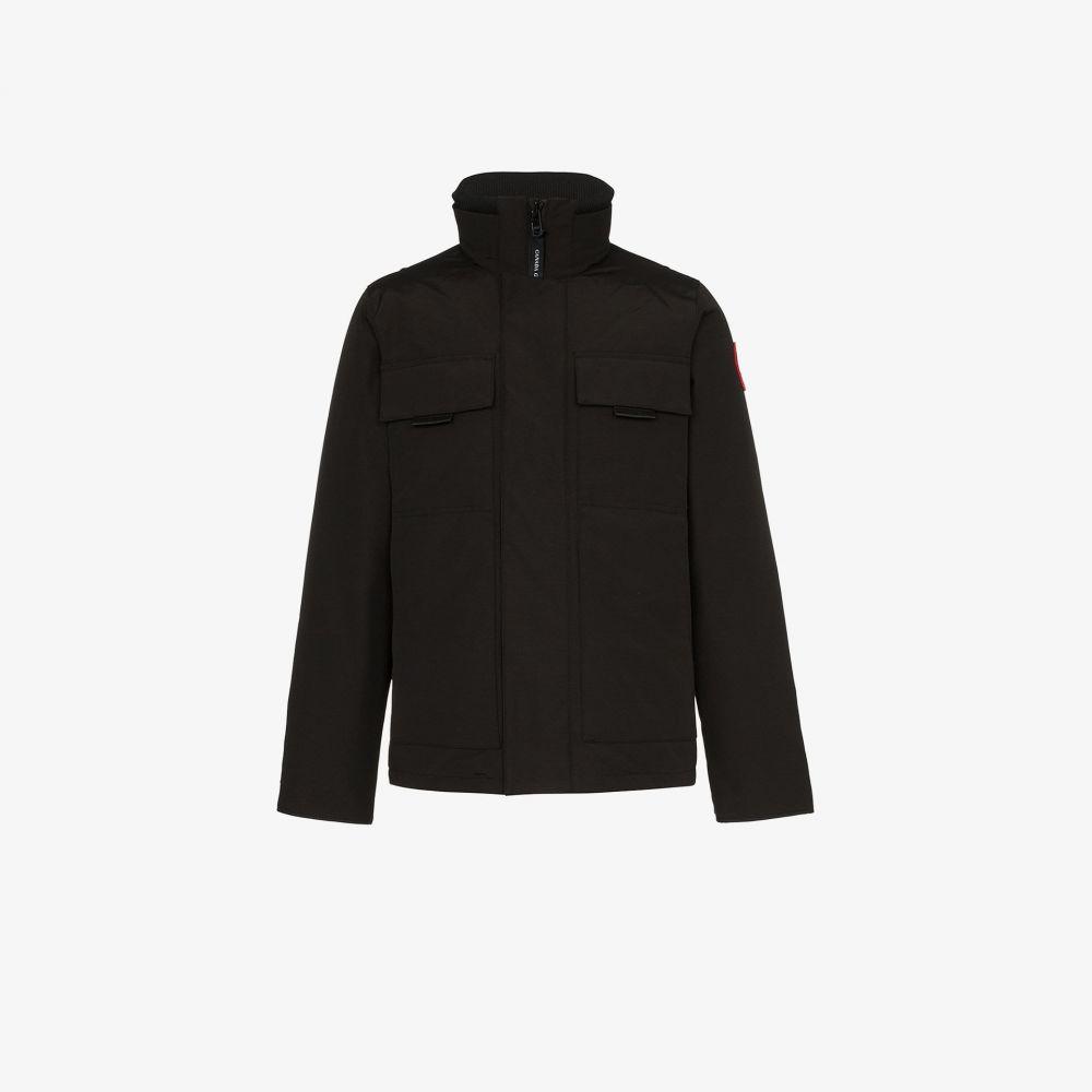 カナダグース Canada Goose メンズ ダウン・中綿ジャケット アウター【forester feather down jacket】black