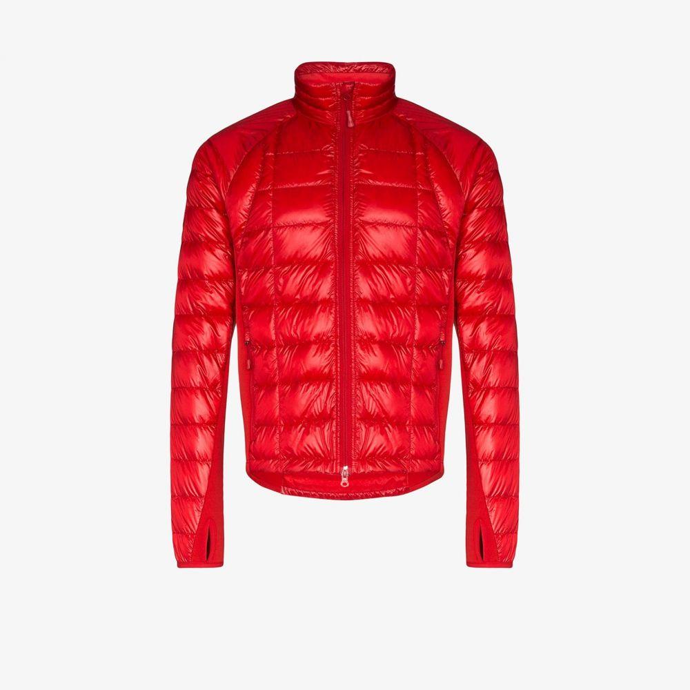 カナダグース Canada Goose メンズ ダウン・中綿ジャケット アウター【HyBridge Lite padded jacket】red